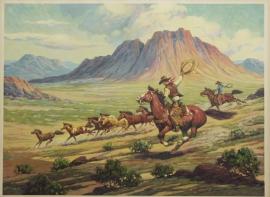 Mustang Peeler TILL GOODAN 23X31
