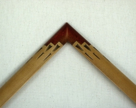 Southwest Deco, 1.5 inches wide. No. 41