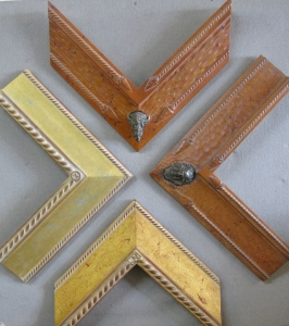 "Variations of same 5"" wide profile"