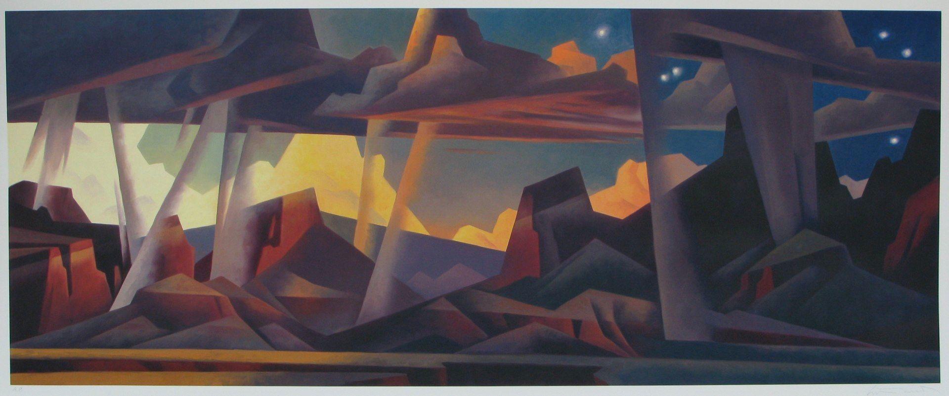 Ed Mell Fine Art Collier Gallery Ltd