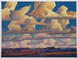 Band of Clouds 33.5 x 45, Archival Pigment Print, Artist Proof, Very Limited, $3,200.00