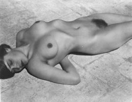 Edward Weston Nude, Tina Modotti, 1923 67N, Cole Weston Print, $12,000.00