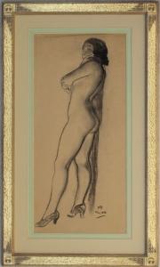 Dixon Nude 1933
