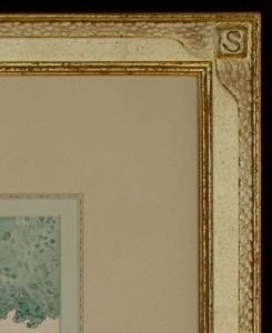 James Swinnerton Custom Logo Frame