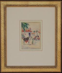 Majorie Reed Watercolor