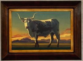 Texas Longhorn Ed Mell