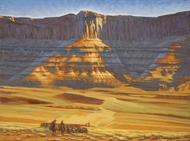 Moab Greg Singley 30 x 40 Oil on Canvas 30 x 40 inches Price on Request