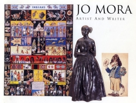 Jo Mora Catolog, Museum of Monterey, 1998, display only