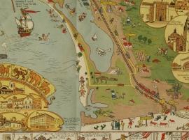 San Diego Map Detail 2