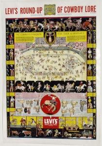 Levi Strauss First Printing c. 1950