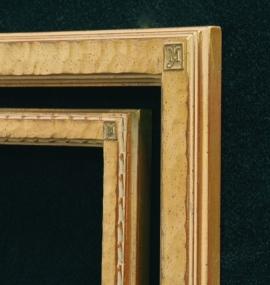 Jo Mora Signature Logo Frames 1 and 1 1/2 inch
