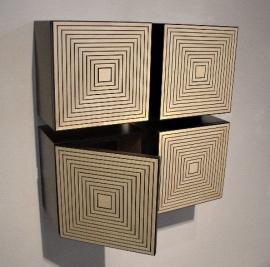 Kevin Irvin Maze-Box open door