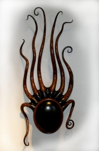 Kevin Irvin Octopus Cabinet #1