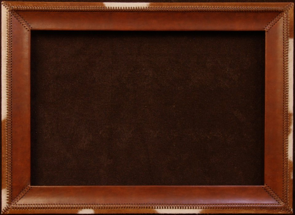 Leather Frames | Collier Gallery Ltd.