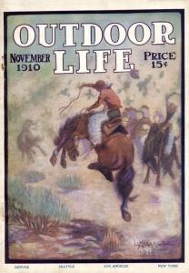 Outdoor Life November 1910