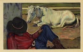 4 Siesta Postcard Series