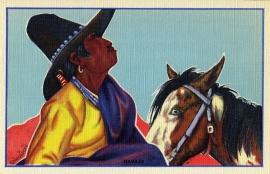 10 Navajo Postcard Series