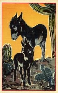9 Jenny and Little Jack Postcard Series