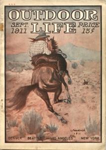 Outdoor Life September 1911