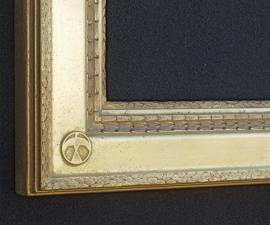 Maynard Dixon Signature Frame 4 inch width