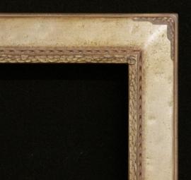 Maynard Dixon oil with Dixon hand carved custom frame