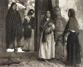 4. Women of Santa Anna - Michoacan
