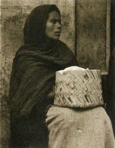 6. Woman - Patzcuaro