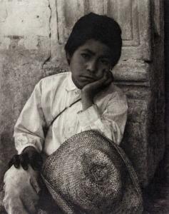 7. Boy - Uruapan. 1933
