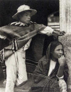 9. Young Woman and Boy - Tenancingo