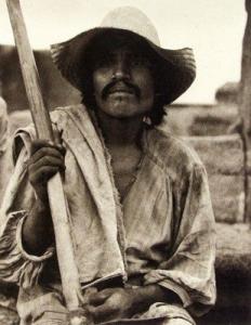 11. Man with a Hoe - Los Remedios