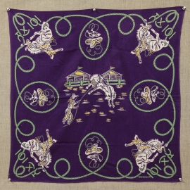 MINT SWAGGER BANDANA, PURPLE Inquire about the many others we have